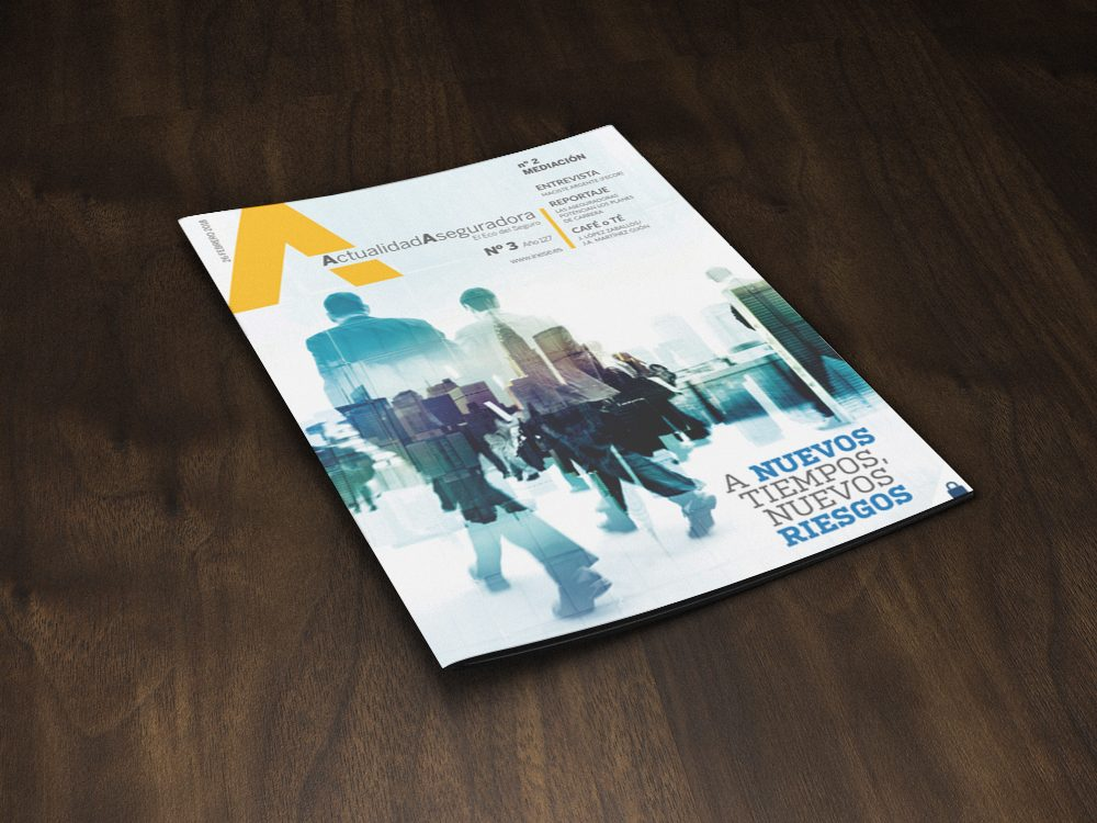 Actualidad Aseguradora cuenta con PONCE Y MUGAR, Correduría de seguros Madrid, en su reportaje «A nuevos tiempos, nuevos riesgos»