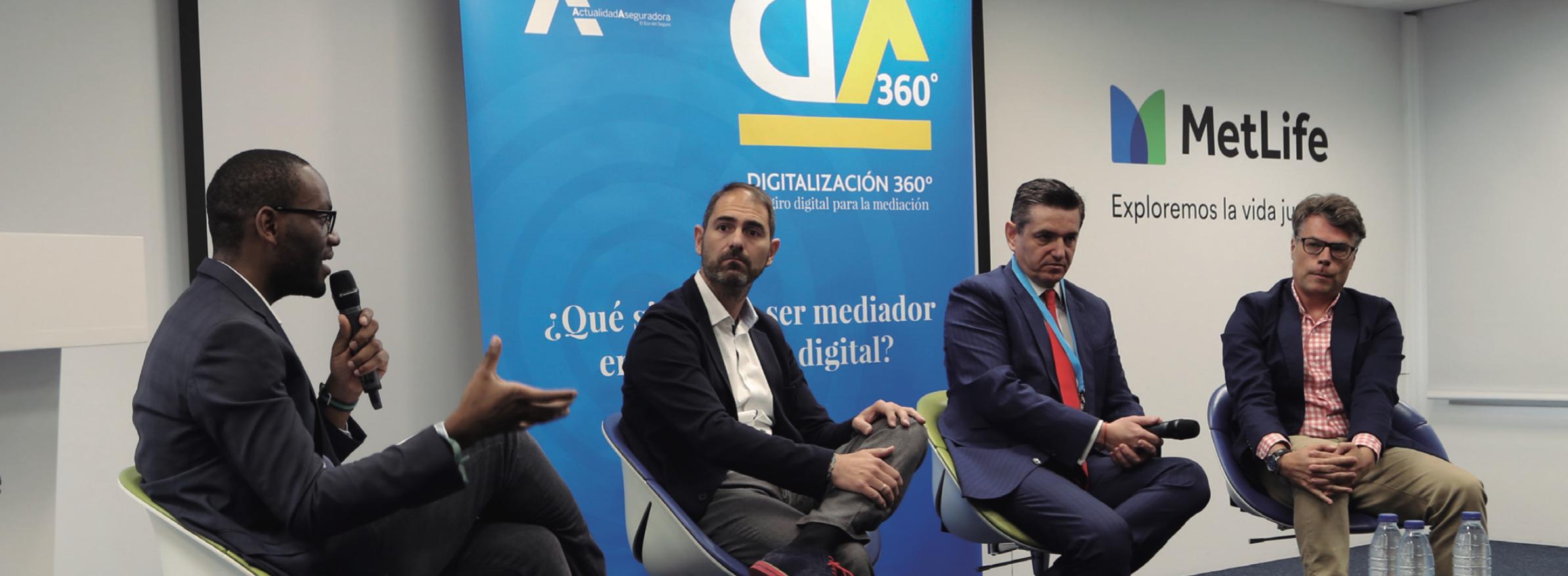 Ponce y Mugar, correduría seguros Madrid, participa en las jornadas de INESE: Digitalización 360º.