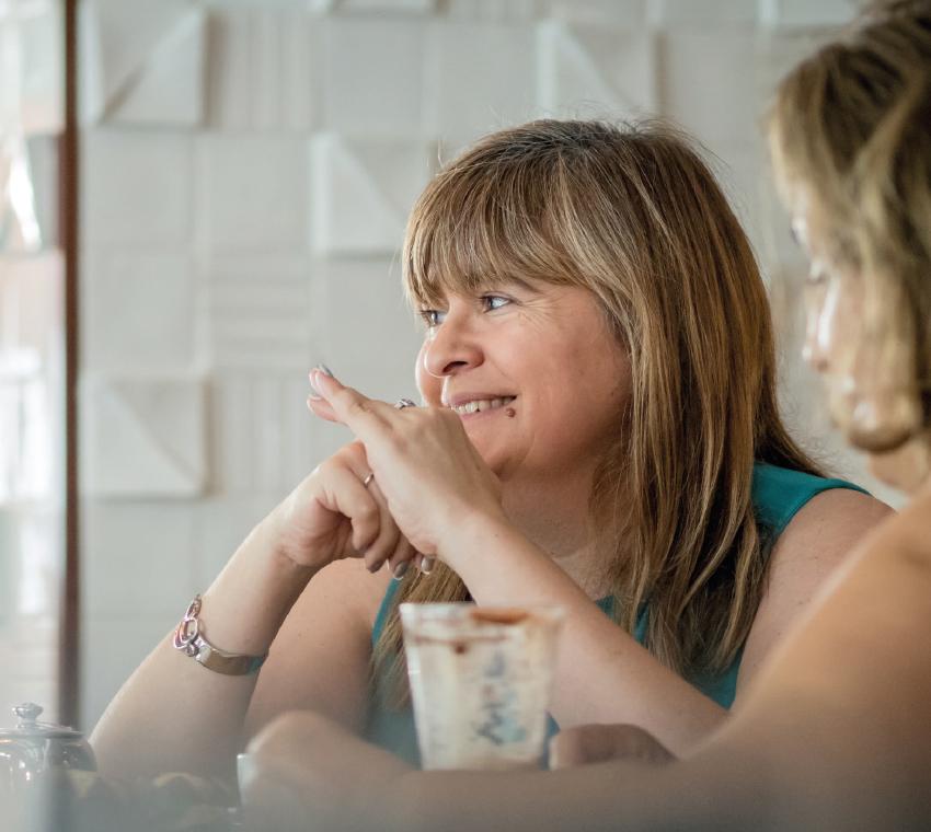 Las protagonistas son ANA MUÑOZ, socia directora de PONCE y MUGAR correduría de seguros, y BELÉN POSE, directora de la Asesoría Jurídica Corporativa de ARAG
