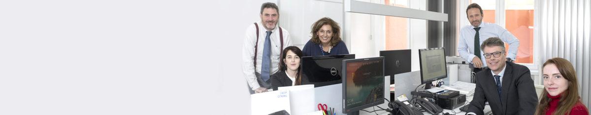 Equipo Ponce y Mugar, correduría de seguros Madrid.