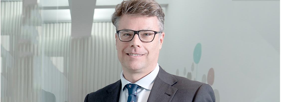 Carmelo Vega, socio fundador de Ponce y Mugar, correduría de seguros Madrid.