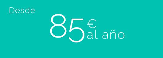 Precio seguro de responsabilidad civil para autónomos desde 85 euros al año.
