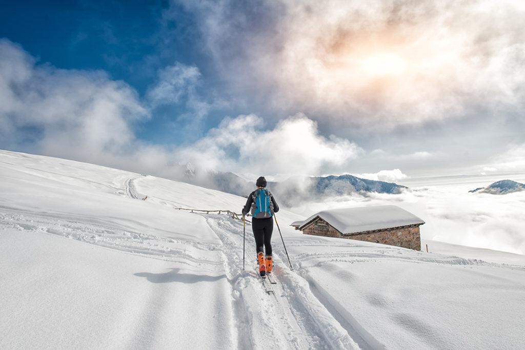 seguro para particulares- seguro de esquí - seguro para esquiadores.