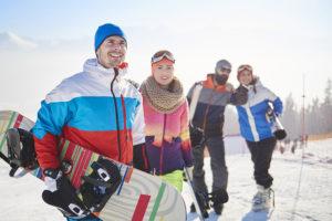 Seguro de esquí: contratación previa o en pista