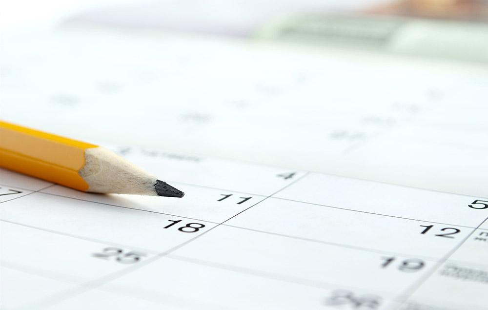 Fechas y plazos importantes sobre tu seguro.Consejos de tu correduría de seguros.