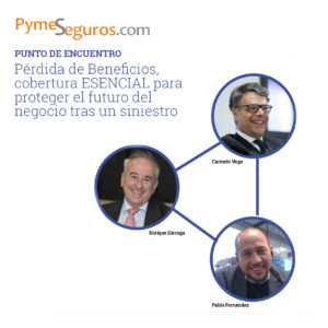 Revista PymeSeguros cuenta con Carmelo Vega para hablar sobre: Pérdida de Beneficios